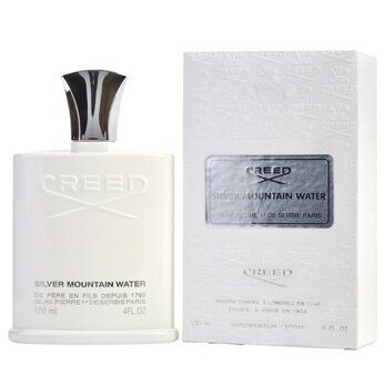 CREED SILVER MOUNTAIN WATER UNISEX 120ml