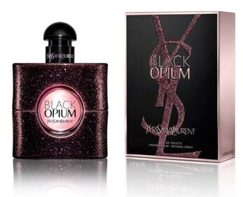 YSL BLACK OPIUM FOR WOMEN EDT 100ML